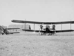 100 YEARS OF RAAF: The story behind air force