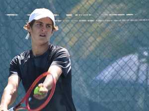 IN PHOTOS: Rockhampton Open Age tennis tournament