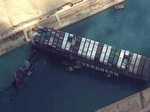 Dire shortages ahead as ship refloat fails