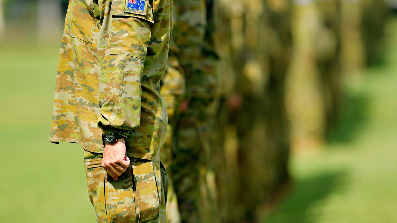 Soldier from 5RAR dies in hospital after three days in a coma