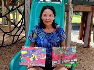 Children's author publishes more books in Birri language