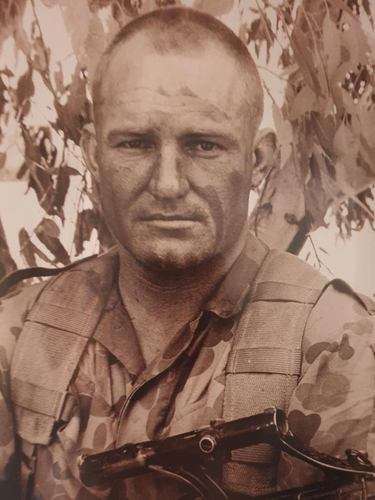 Dave Whitfield served in the armed forces between 1997 and 2004.