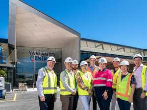 Excitement builds as 20,000 sqm retail hub to open early
