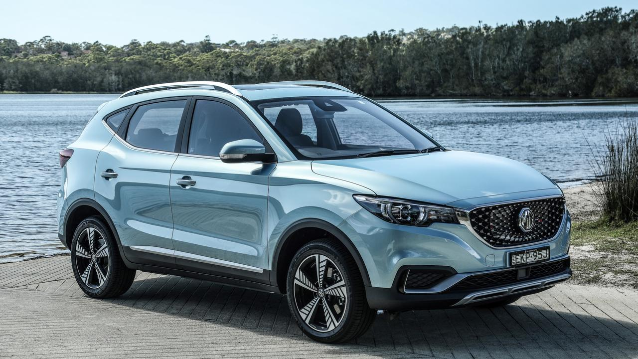 It's not Tesla Model 3 quick, with a claimed 0-100km/h time of 8.2 seconds … but the MG ZS EV feels much faster in the metal.