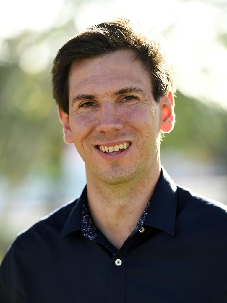 Bundaberg MP Tom Smith.