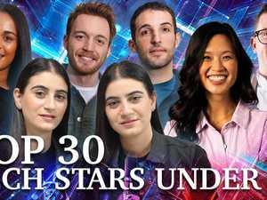 Australia's top 30 innovators under 30