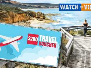How to get your $200 travel voucher