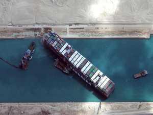 Ship blocking Suez Canal refloated