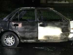 BURNT OUT: Police call for info after stolen cars torched