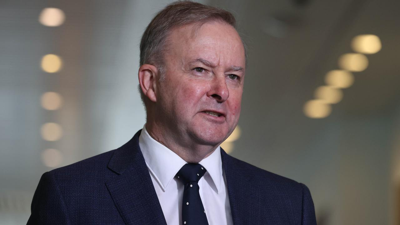 At the upcoming election, Anthony Albanese says he is unlikely to copy Bill Shorten's ambitious effort to steal Liberal stronghold seats off Scott Morrison.