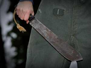 Police investigate machete incident at North Coast beach