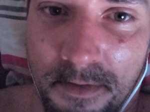 Naked man caught masturbating in toilet near Gympie school