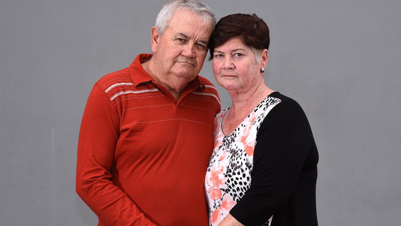 Mick and Beth Spence, pictured in 2018, spent years trying to claw back their money. Picture: John Gass/AAP