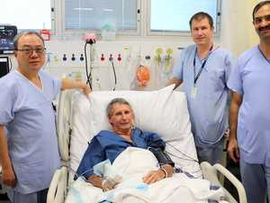 New cardiac procedure performed in Mackay for first time