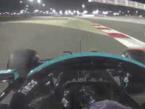Damning video proves Verstappen 'robbed'