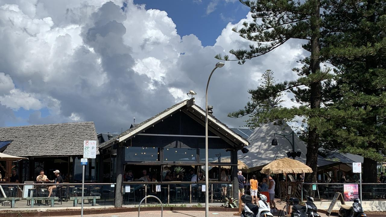The Beach Hotel in Byron Bay was visited by two COVID-19 positive people.