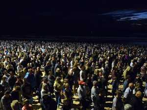 Popular beach Dawn Service cancelled as virus strikes