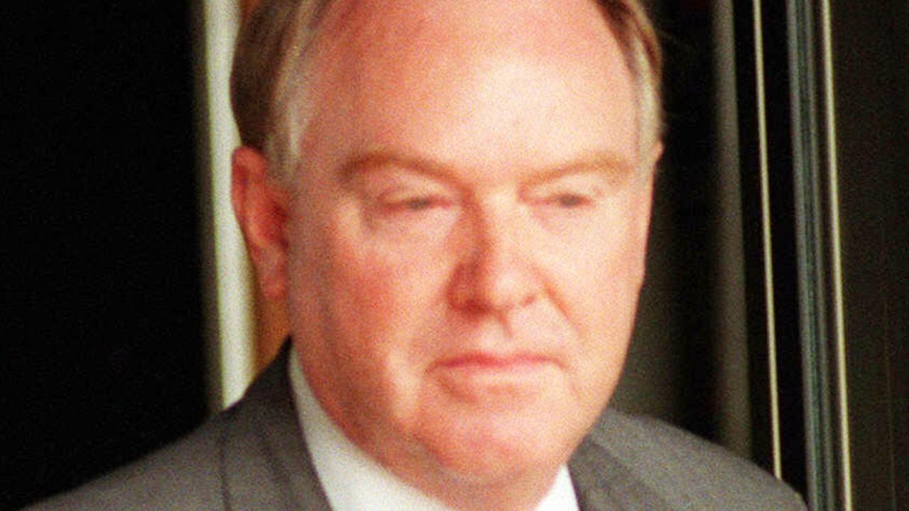 21 feb 2000 Trevor Perrett former minister in court RE Chris Nicholls case. [NO/BYLINE] picNorrish headshot 35/B/10154