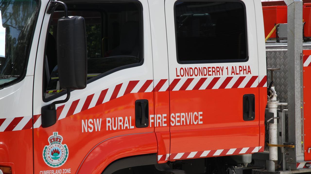 Londonderry NSW RFS station generic