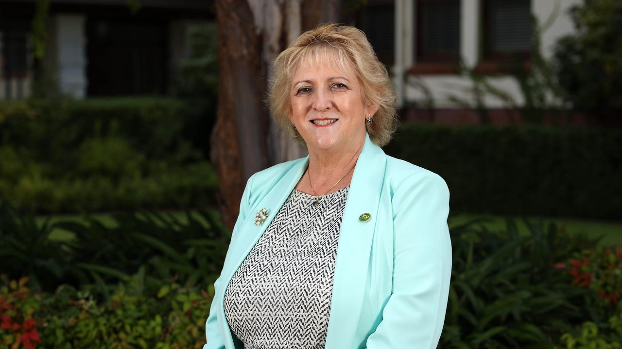 Member for Capricornia and Northern Australia Assistant Minister Michelle Landry. Picture: NCA NewsWire/Gary Ramage