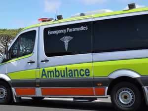 Three people in hospital after Bruce Highway crash