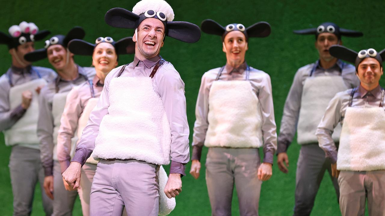 Circa's Shaun The Sheep show playing at the Regent. Picture: Supplied