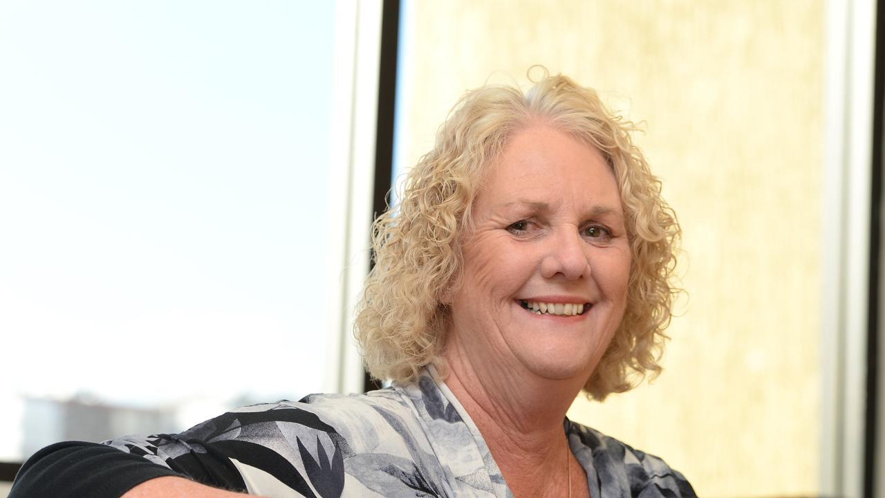 Chorus director Julie Layt. Photo: Chris Ison / The Morning Bulletin