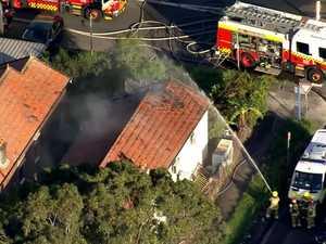 Woman dies in Campsie house blaze