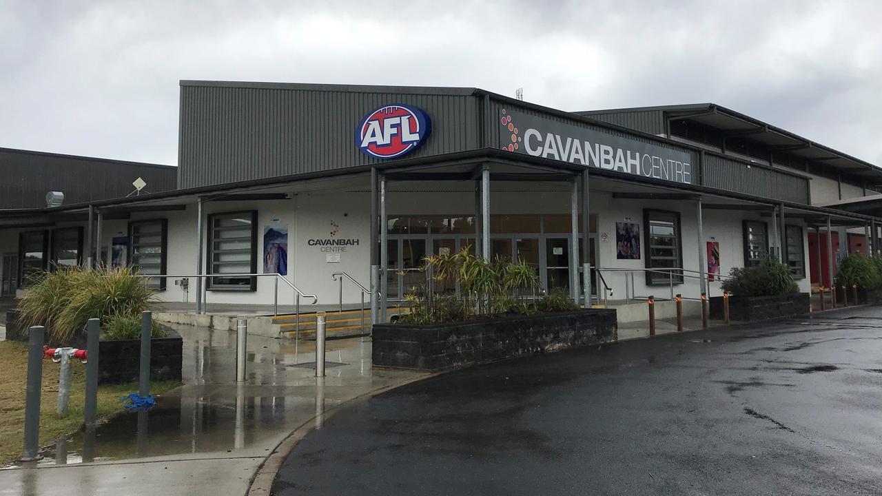 The Cavanbah Centre.
