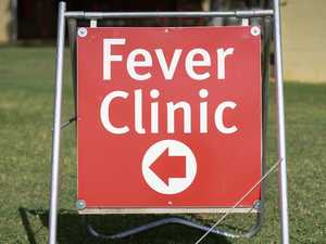 Testing demand forces fever clinic gate to close early again