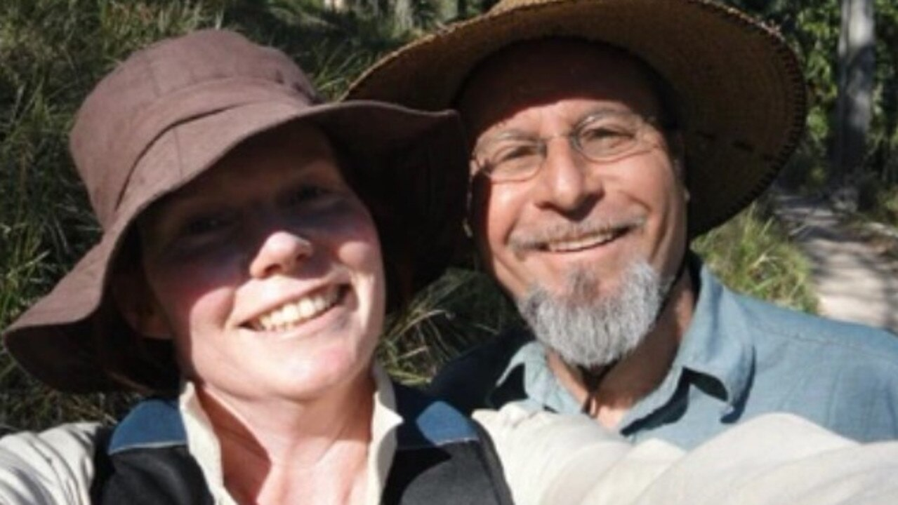 Organic and Natural Store owners Susie and Eric Hansen. Picture: Contributed