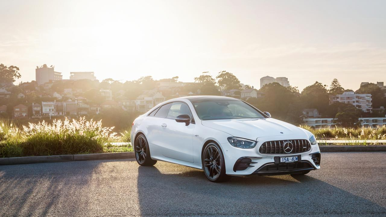 The Mercedes-AMG E53 Coupe could be one of the brand's best performance cars.