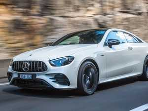 Tested: Mercedes' new muscle car