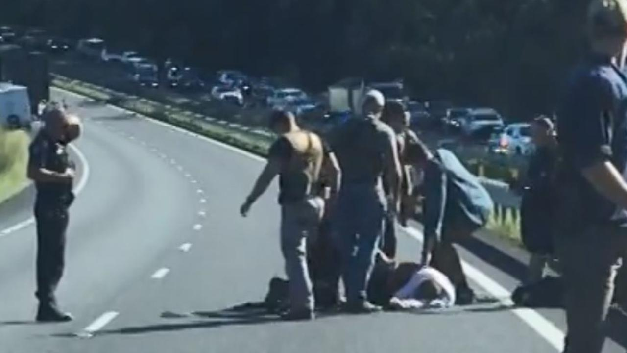 Dylan Matthew Hammond was shot by police and run over after a major police chase on the Bruce Highway. Picture: File