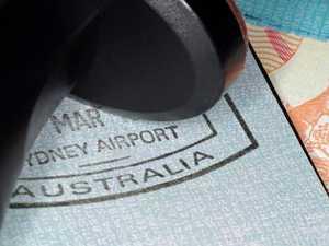 Visa cancelled: Road rager  faces deportation