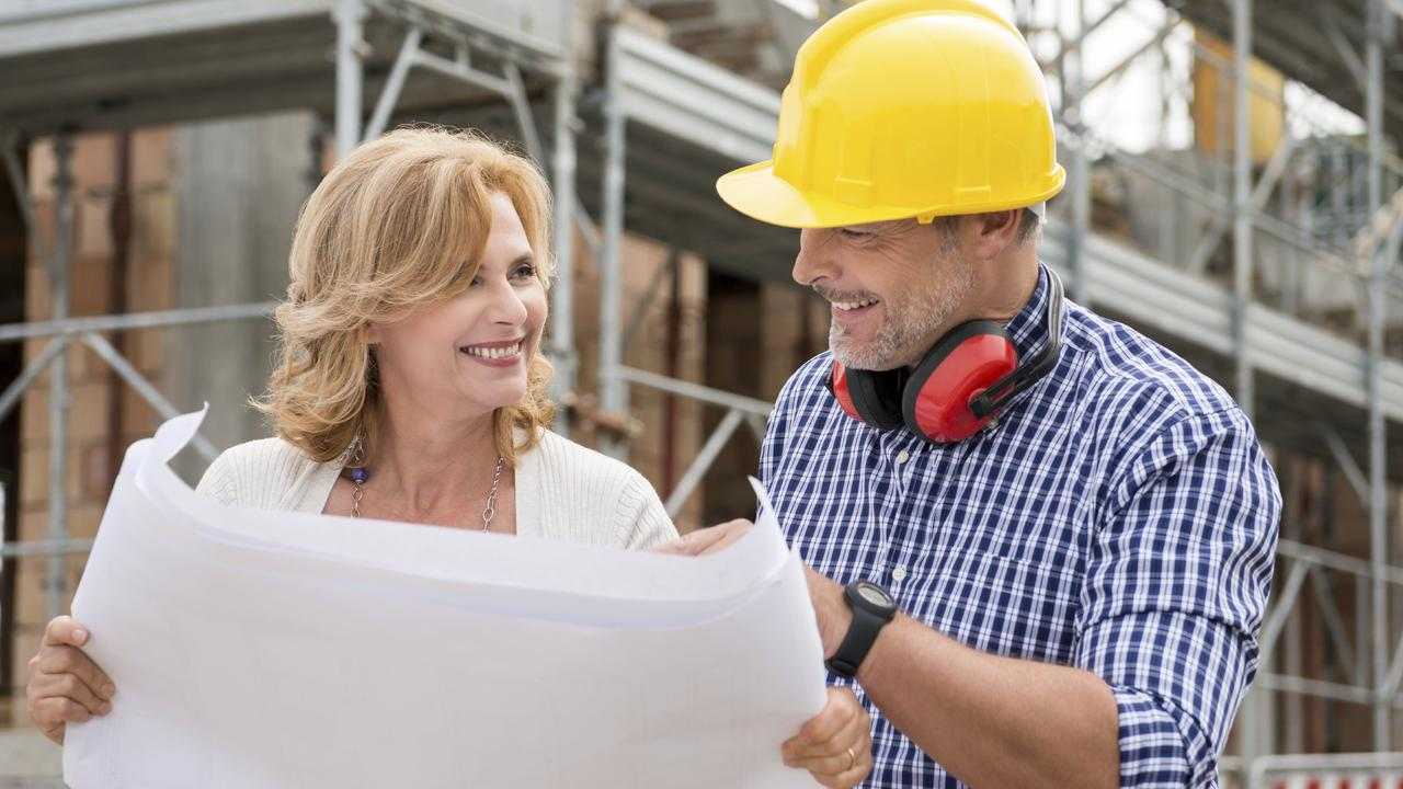 It's estimated almost half of the 6508 land sales made across Melbourne and its surrounding regions in the December quarter were eligible for HomeBuilder.