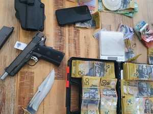 Police nab 16 outlaw bikie gang members in region raids