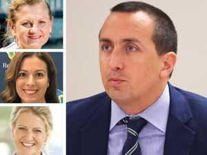 Triple threat as women sue MP for defamation