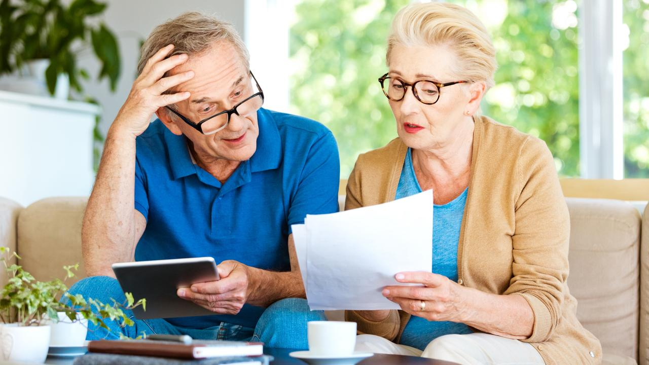 A majority of senior Australians don't have enough super to last their lifetime.