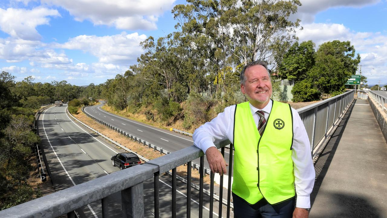 Ipswich West MP said he had 'concerns' about the proposed upgrade last year.