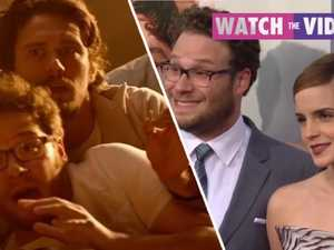 Seth Rogen issues public apology to former co-star Emma Watson