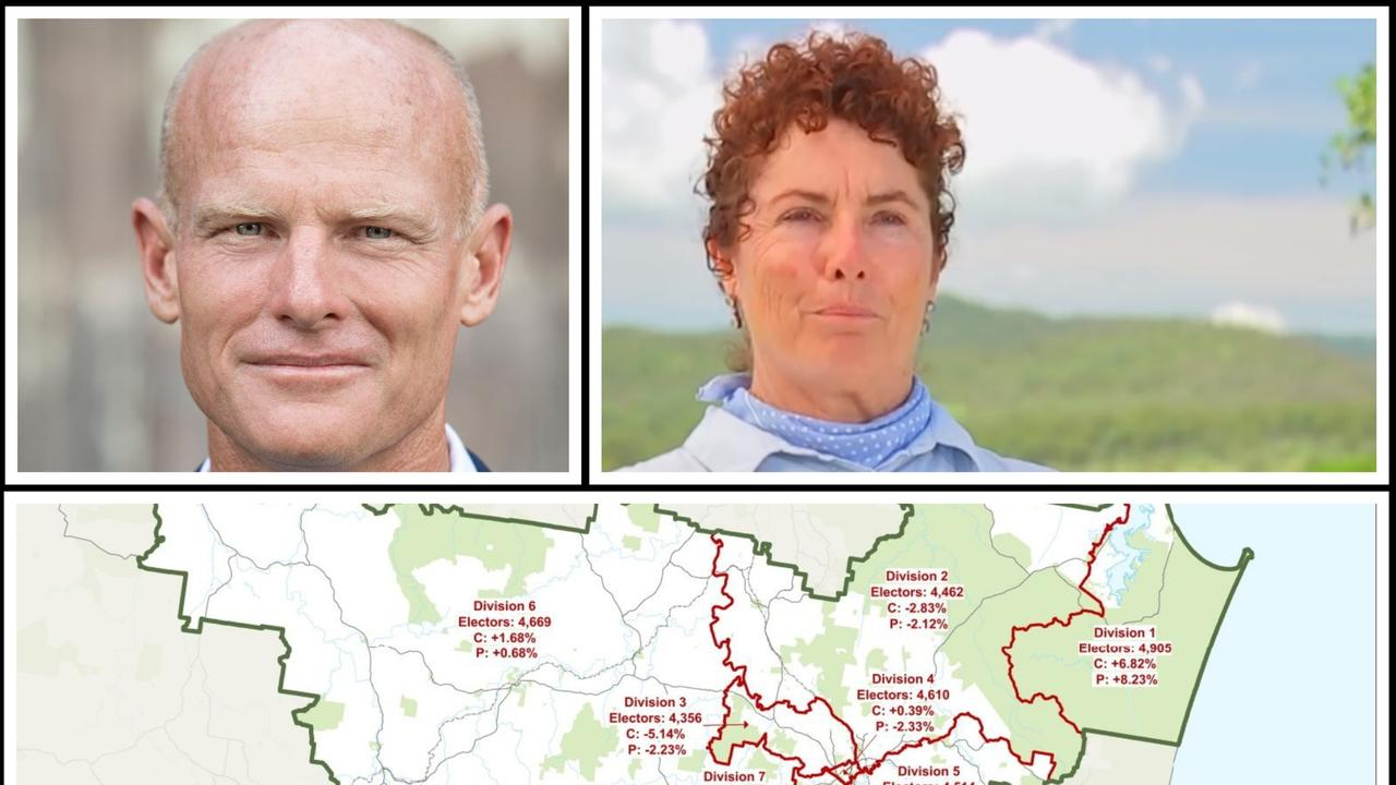 Another Letter to the Editor has called for the abolition of the Gympie Regional Council election Divisions, which the writer says have become fraudulent and deceptive.