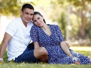 'My rock': How Tim Tszyu fell in love