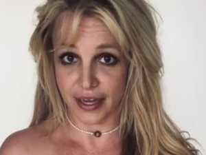 Britney's disturbing post mortifies fans