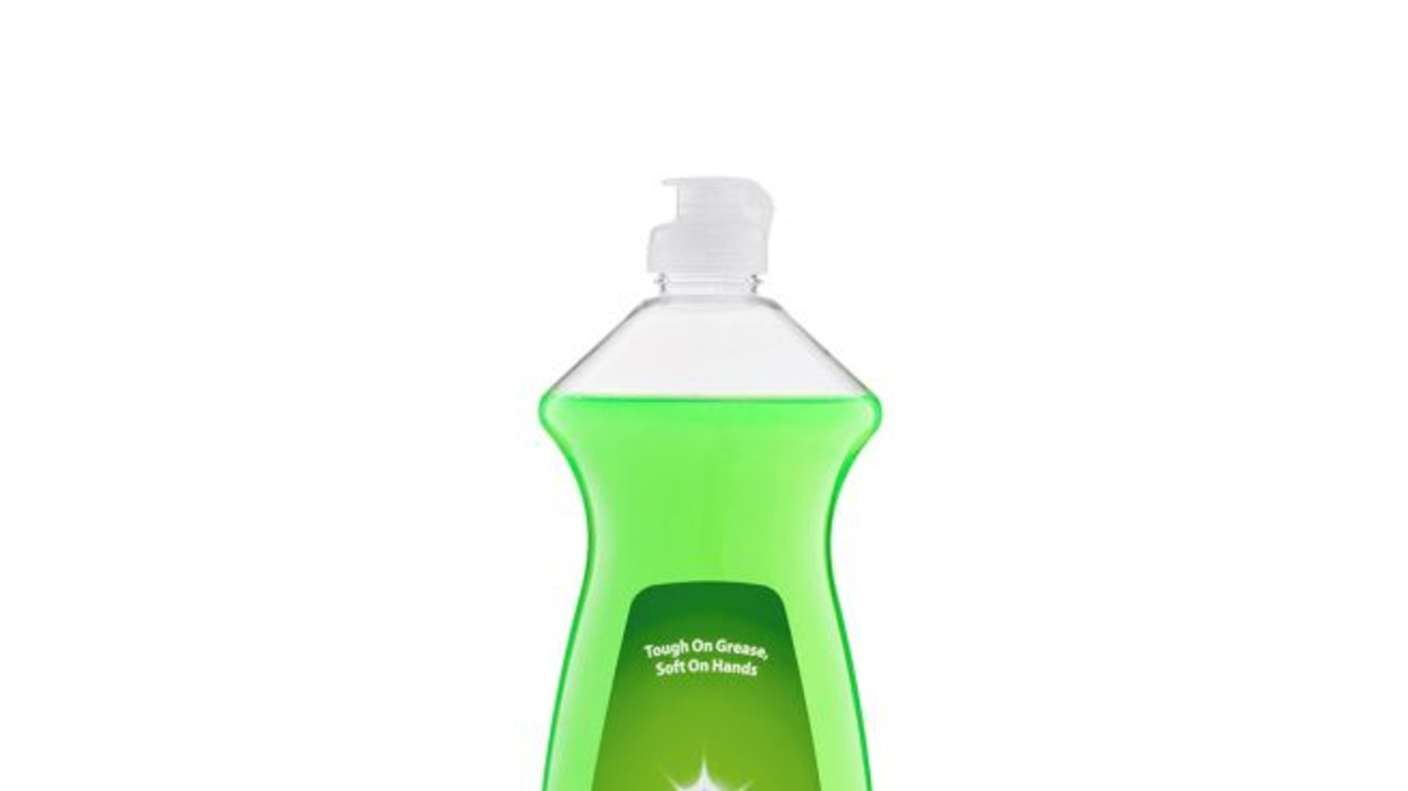 Consumer advocacy group Choice has scored four dishwashing liquid brands 'the same as water'. Supplied by Choice