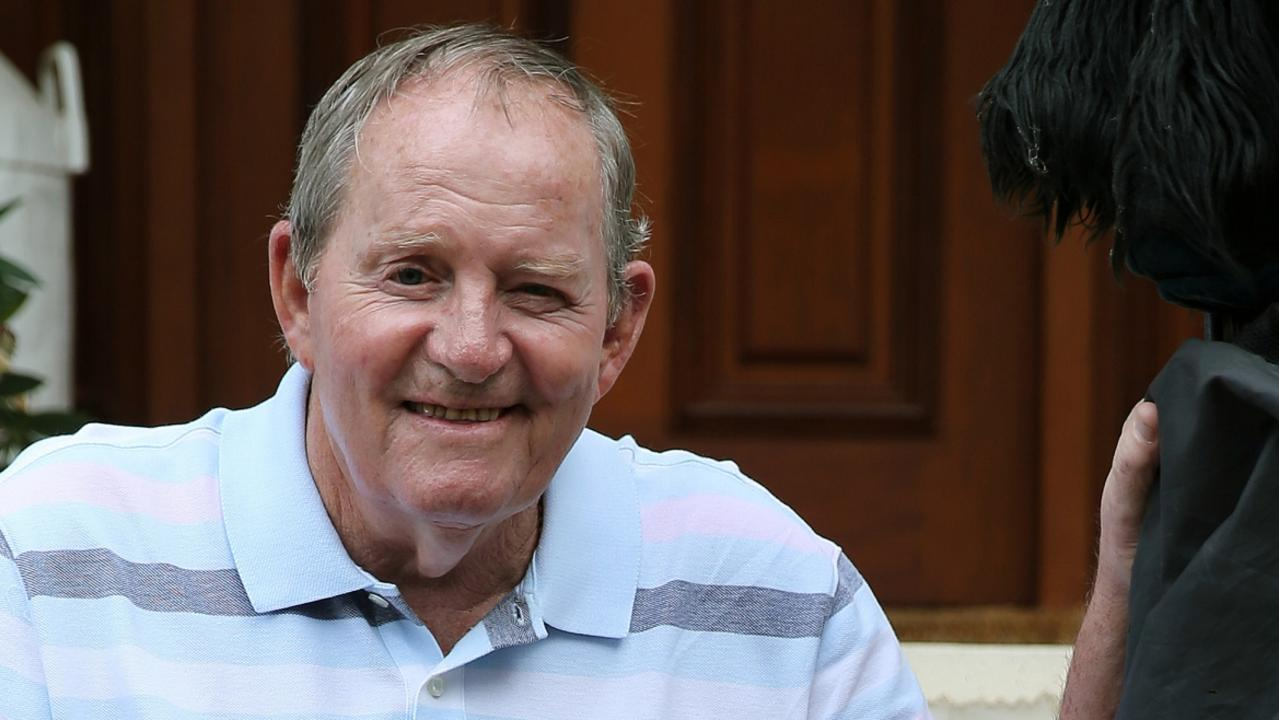 Legendary golfer Jack Newton briefly goes missing near Newcastle