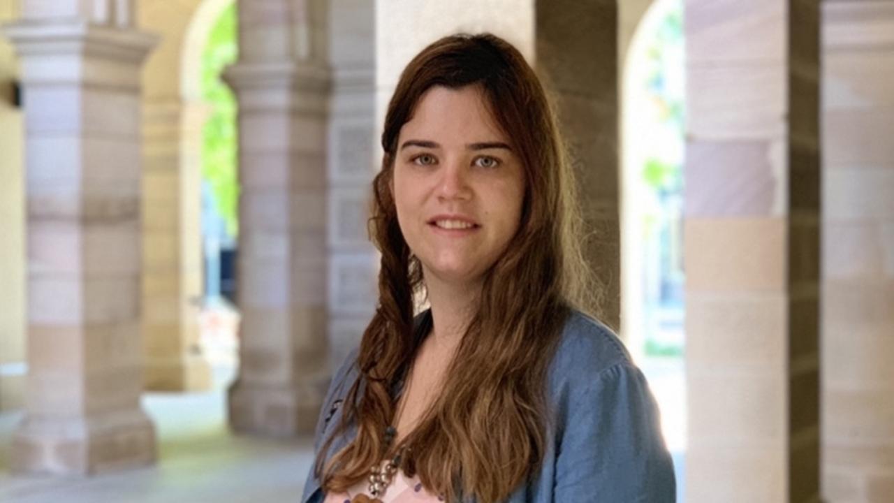 CQUniversity Bundaberg student Billie Hughes has been named the recipient of the 2021 Jenny Simpson Memorial Scholarship.