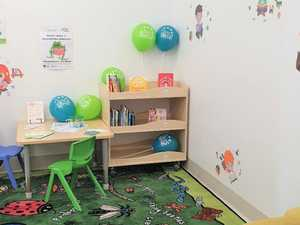 New children's play area for Gemfields' families