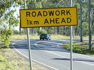 Bruxner Highway undergoes major upgrade near Tabulam