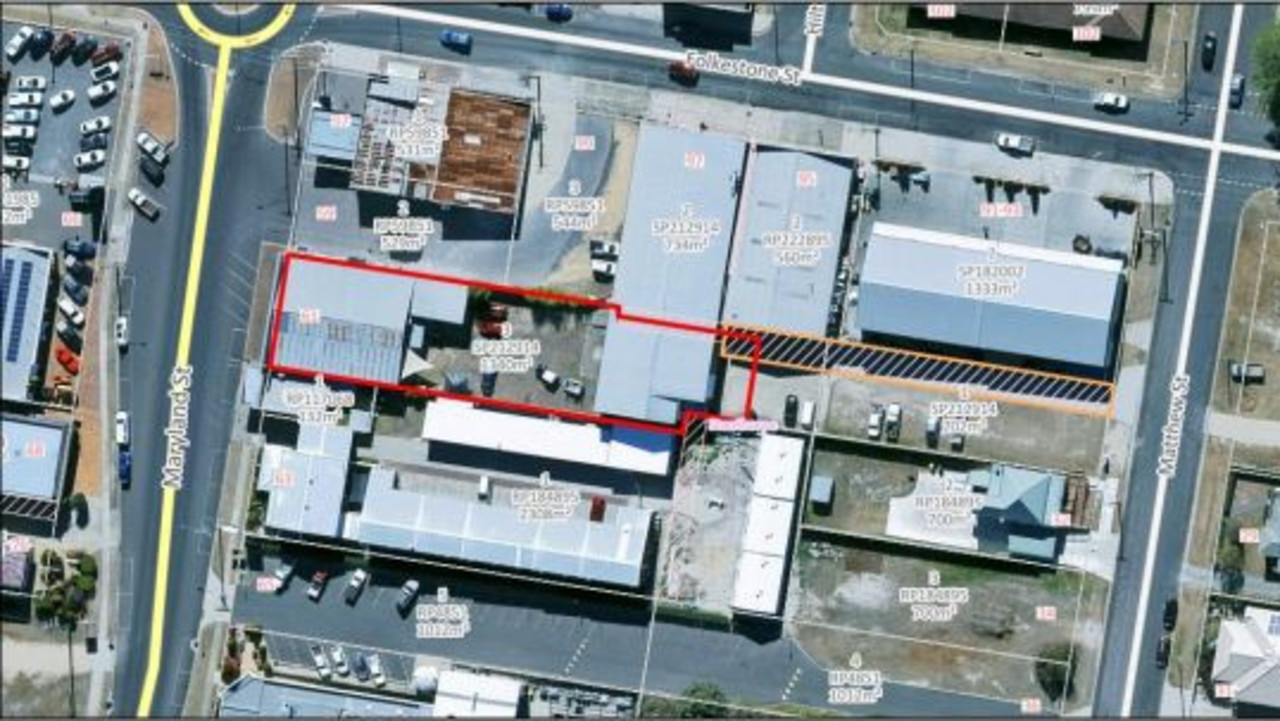 Planning documents for Stanthorpe microbrewery, distillery, restaurant, and more.